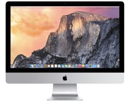 """iMac (Retina 5K, 27"""", Late 2015)"""
