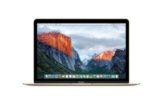 MacBook (Retina, 12″, Early 2016)